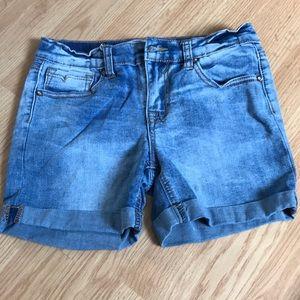 Vigoss Jeans Girls Jeans Shorts Size 14